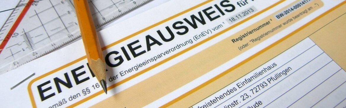 Energieberatung - Energieausweis
