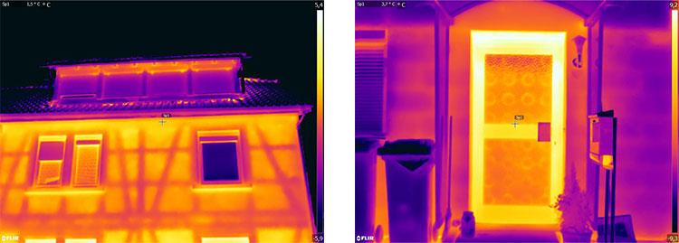 Thermografie und Messtechnik